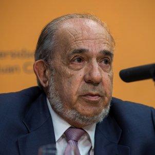 Enrique Álvarez Conde director màster Cifuentes EFE