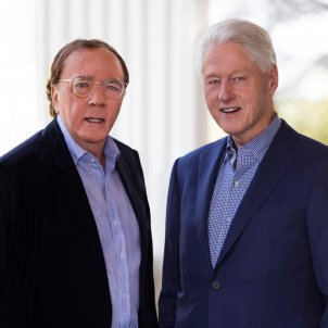 Bill Clinton James Patterson president desaparegut Columna