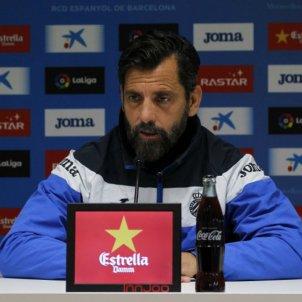 Quique prèvia Getafe Espanyol RCD ESPANYOL