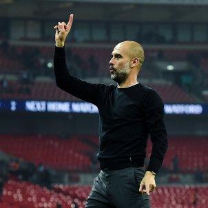 Pep Guardiola City Tottenham Premier   EFE