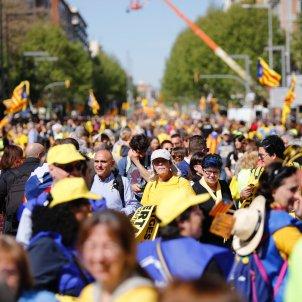 manifestació presos polítics   Sergi Alcàzar