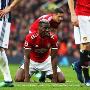 Pogba Manchester United   EFE