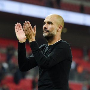 Pep Guardiola Manchester City Efe