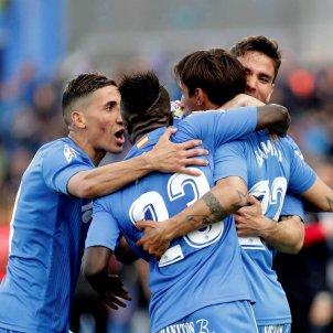 Getafe Espanyol pinya gol EFE