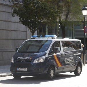 furgoneta policial suprem recuurs efe