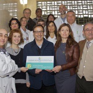 Unidad de excelencia cáncer mama Quirónsalud (1)