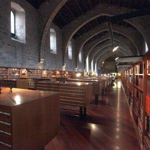Biblioteca publica catalunya ACN