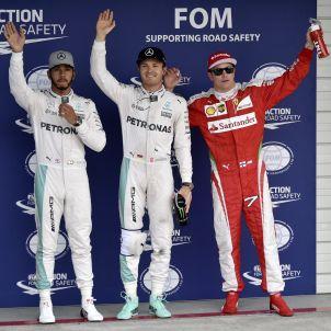 Lewis Hamilton Nico Rosberg Kimi Raikkonen GP Japó Fórmula 1
