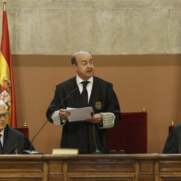 Jesus Barrientos President Tsjc - Sergi Alcàzar