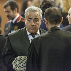 Francisco Bañeres Fiscal en cap - Sergi Alcàzar