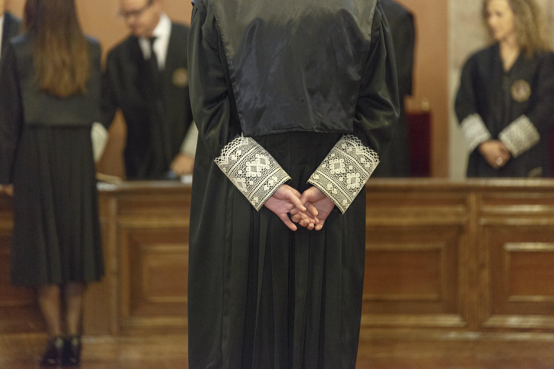 Jutge punyetes justicia llei TSJC   Sergi Alcàzar