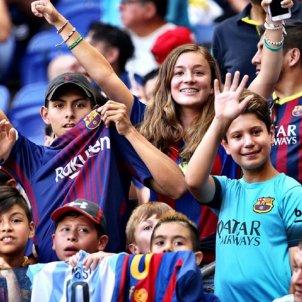 Afició Barça FC Barcelona