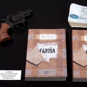 Fariña publicitat los libros del KO