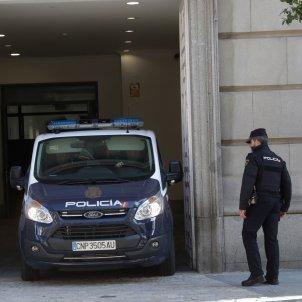 Suprem declaracions Policia Nacional CNP - Efe