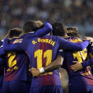 Barça gol Celta   EFE