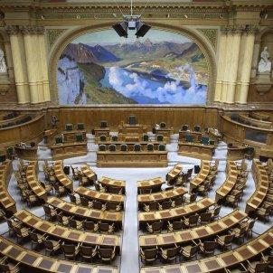 parlament suis Wikimedia/Peter Mosimann