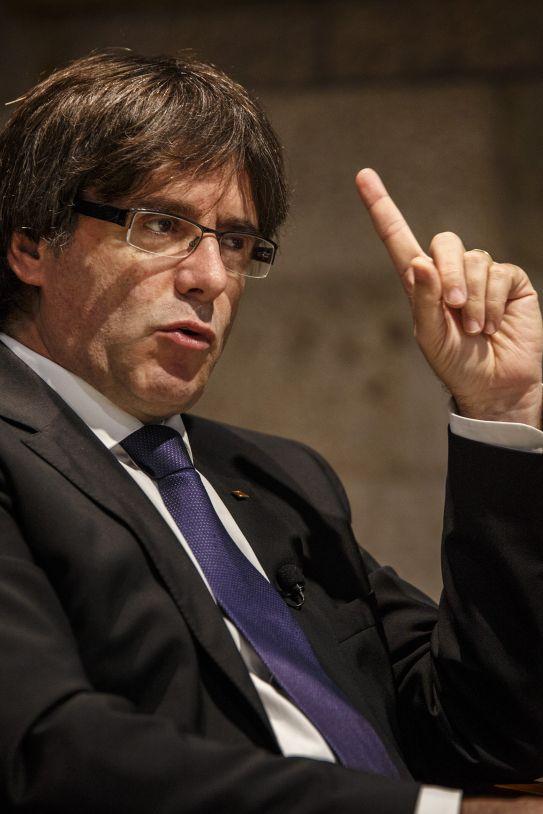Puigdemont   Sergi Alcàzar