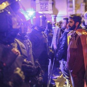 CDR Manifestació delegacio del govern cordo policial mossos - Sergi Alcàzar
