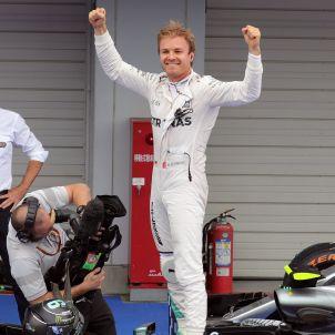 Nico Rosberg GP Japó Suzuka Fórmula 1 Efe