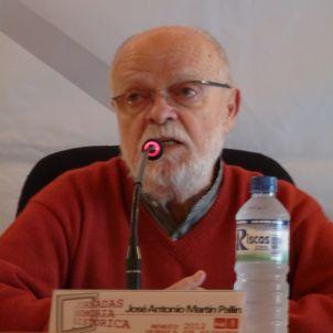Martín Pallín en las III Jornadas Regionales sobre Memoria Histórica