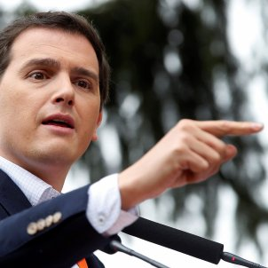 Albert Rivera - EFE