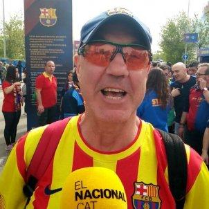 Afició Barça Wanda Metropolitano
