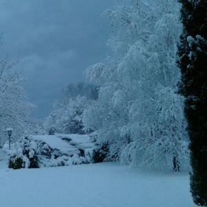 El Lluçanès nevat