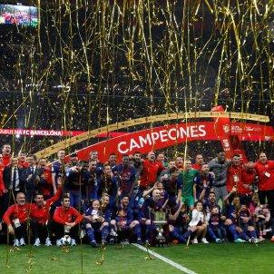Barça final copa rei   EFE