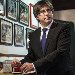 Carles Puigdemont - Sergi Alcàzar