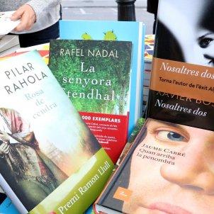 Sant Jordi ACN llibres