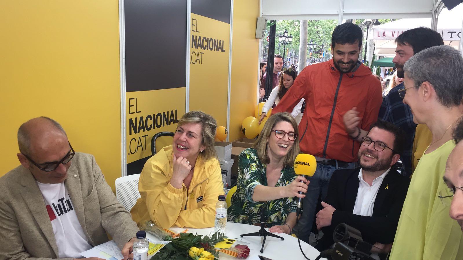 artadi aragonés, wagensberg, st jordi MCarbó