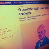 The Times opinió Magnus Linklater