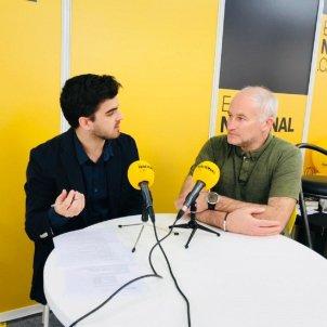 Marc Carmona Bernat Aguilar Foto Gemma Liñán