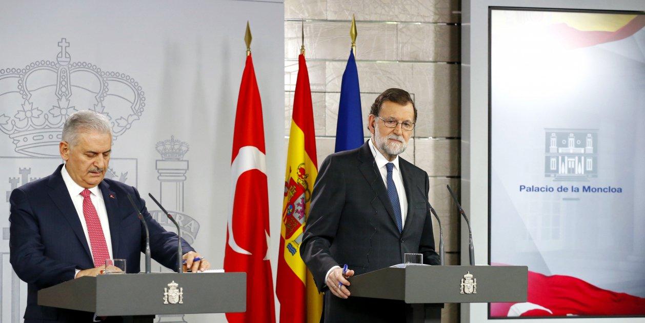 Mariano Rajoy Turquia - Efe