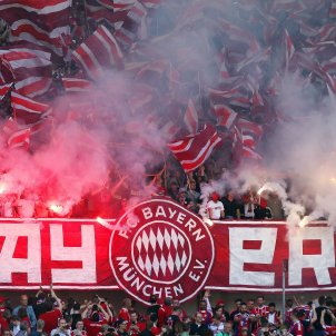 Bayern de Munic afició bengales Efe