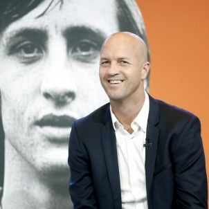 Jordi Cruyff Johan Cruyff Autobiografia Efe