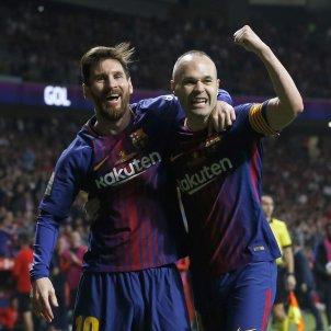 Messi iniesta barça final copa   EFE