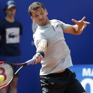 Grigor Dimitrov Open Banc Sabadell   EFE