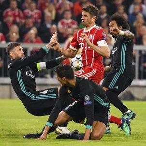 Bayern Madrid Champions Muller Ramos Varane Marcelo   EFE