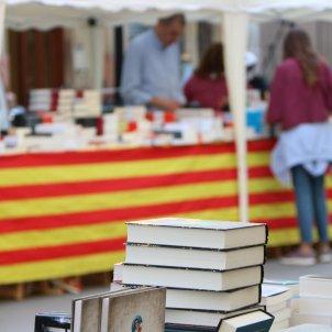 Llibres Sant Jordi ACN