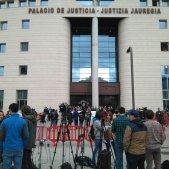 Palacio justicia pamplona la manada europa press
