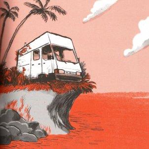 furgo barcelona a la illa cupula M Tognola