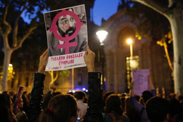 manifestacio la manada tsjc - sergi alcazar