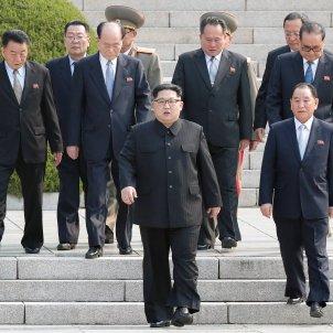 Corea del nord i corea del sud efe