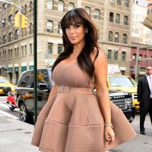 Kim Kardashian pregnant agost 2015