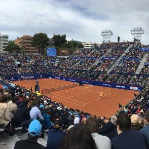 Final Barcelona Open Banc Sabadell 2018 Rafa Nadal Stefano Tsitsipas Foto Bernat Aguilar