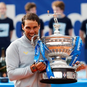 Rafa Nadal Open Banc Sabadell títol   EFE