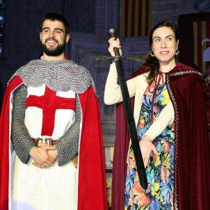 Txell Bonet espasa medieval ACN