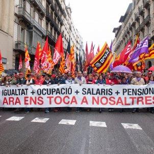 Manifestació 1 de maig 2018 08