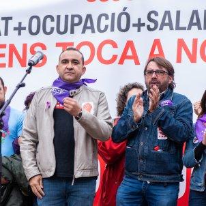 Manifestació 1 de maig 2018 25- Mónica Pérez